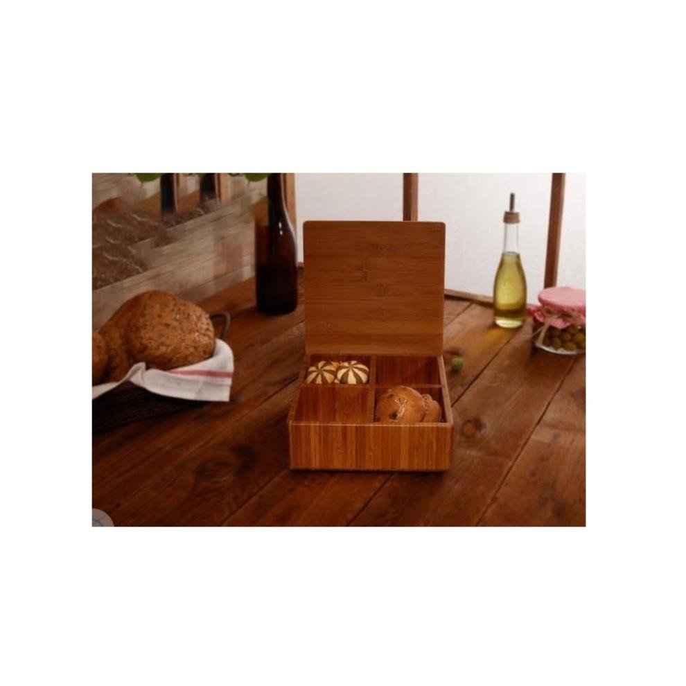 باکس چوبی بامبو