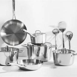 مقایسه بهترین ظروف برای آشپزخانه