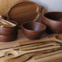 مزایا و معایب استفاده از ظروف چوبی