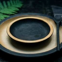 ویژگی ظروف چوبی برای سرو غذا