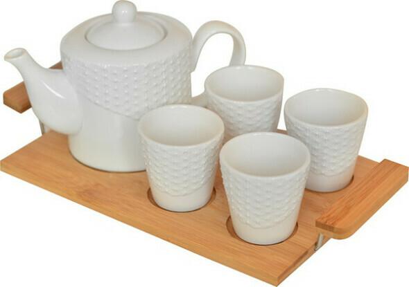 ست 7 پارچه چايخوری بامبوم bambum B2684