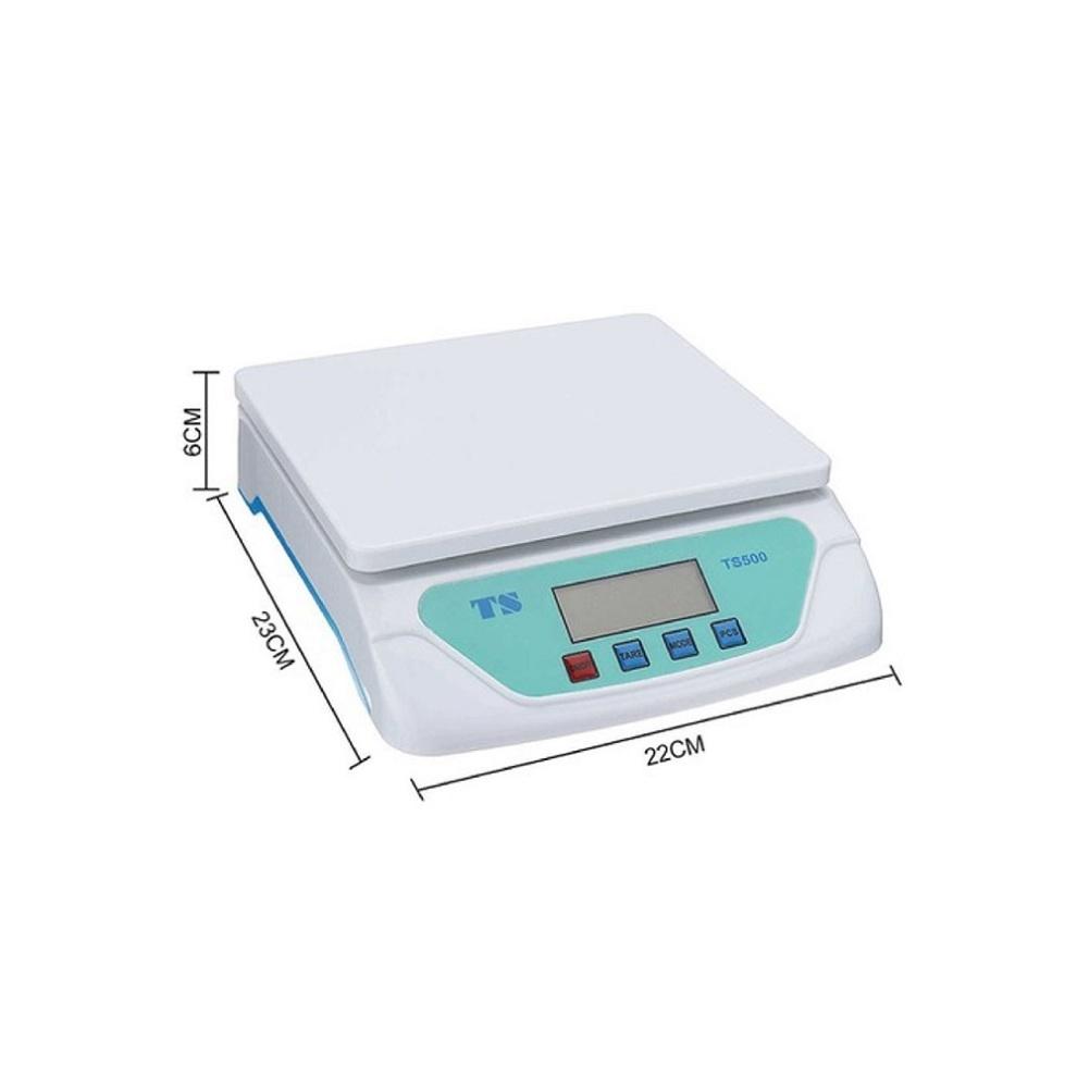 ترازو آشپزخانه تی اس مدل TS500 کد 30kg