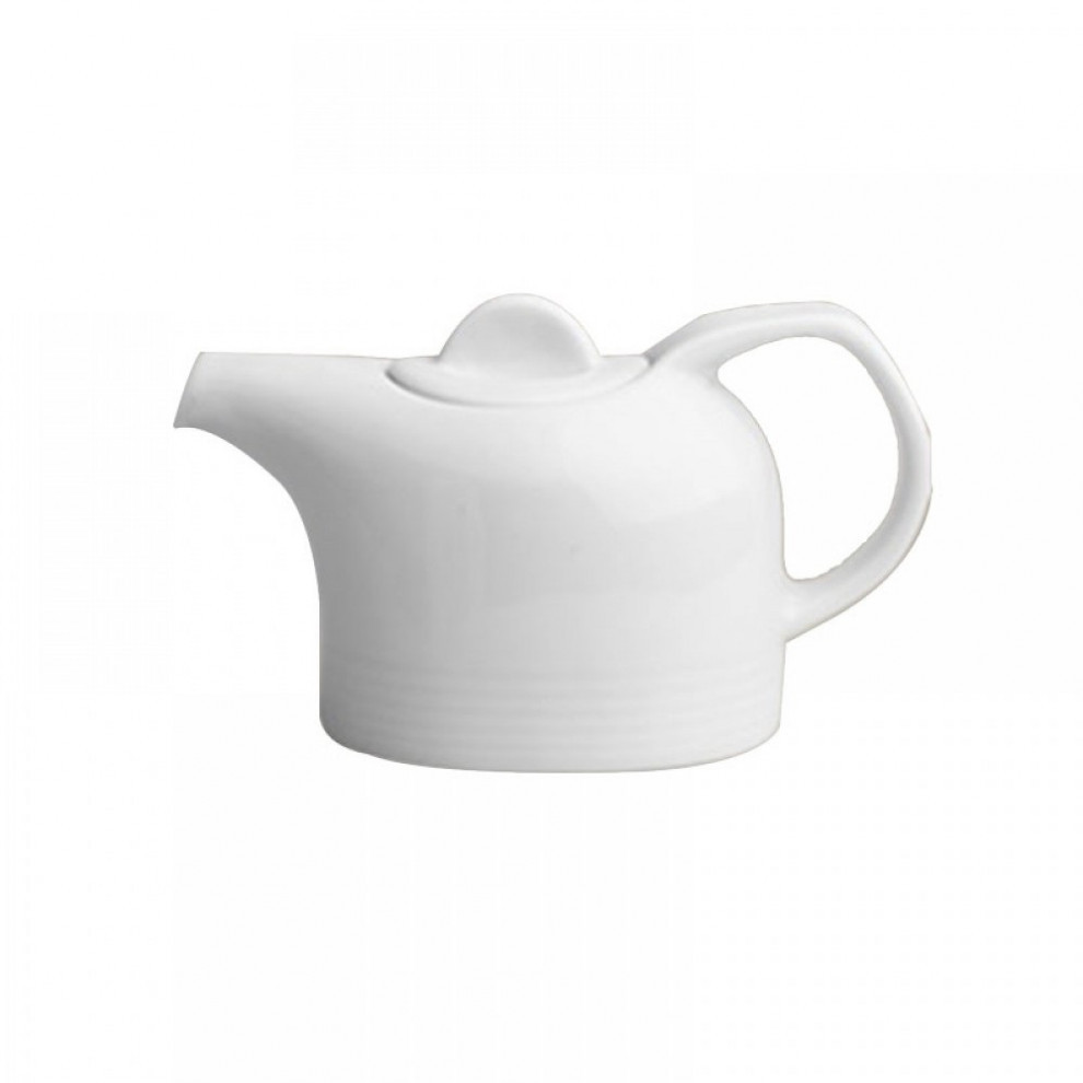 قوری چای 3 فنجان چینی زرین سری هتلی