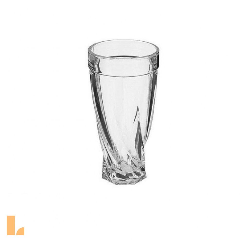 لیوان بلند کریستال تولیپ