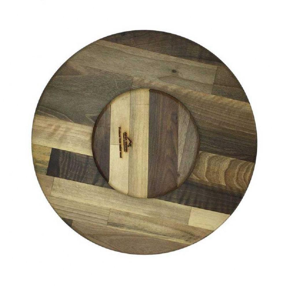 صفحه گردان چوب گردو AMA HOME