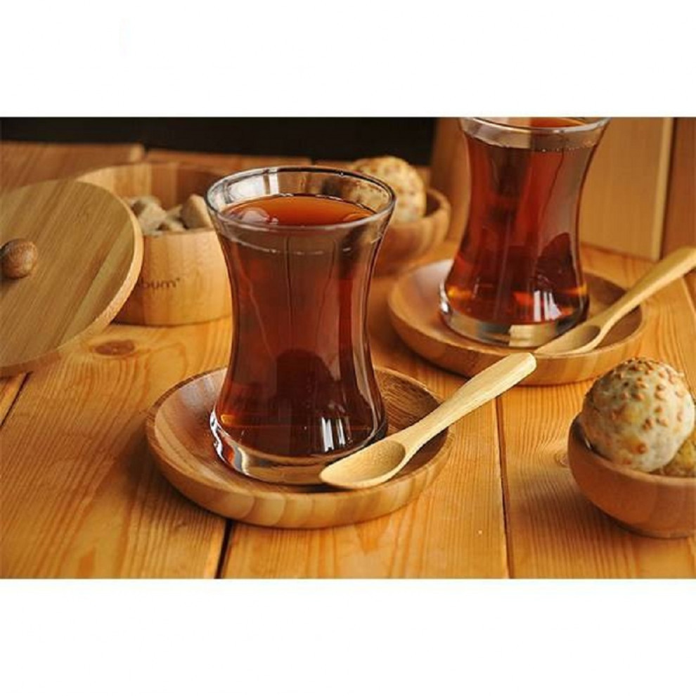 قاشق چایخوری بامبو